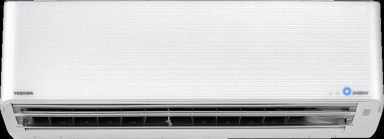 Tepelná čerpadla Toshiba - vzduch-vzduch