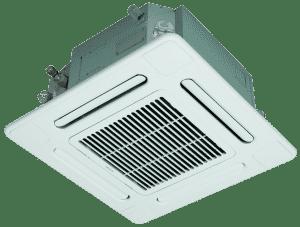 <span>Kazetové tepelné čerpadlo vzduch-vzduch</span> Toshiba <span>60x60</span>