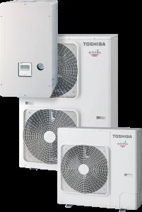 Tepelné čerpadlo Toshiba <span>ESTIA série 5</span>